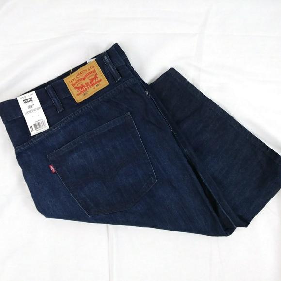 98c1cab9 Levi's Shorts   Levis 569 Loose Straight Irregular   Poshmark